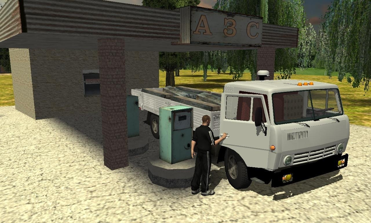 Truckers 3D hacking (mod a lot of money) v5