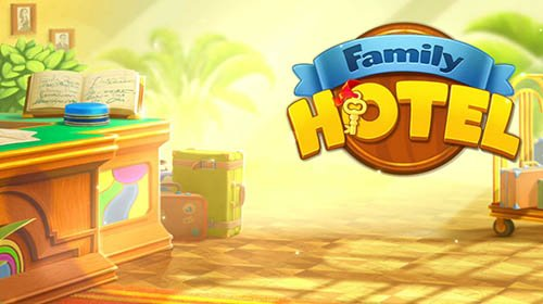 Family Hotel: the Romantic story decoration match 3 hacked (Mod: a lot of money) v download