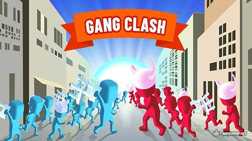 Gang Clash hacked (mod a lot of money) v download for Android