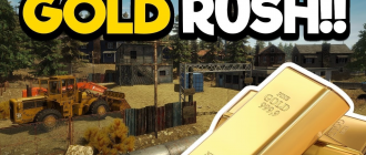 Gold Rush Sim hack (mod a lot of money) download for Android