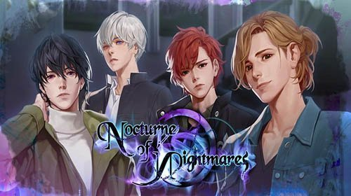 Nocturne of Nightmares: Romance Otome Game hacked (mod many diamonds) v2