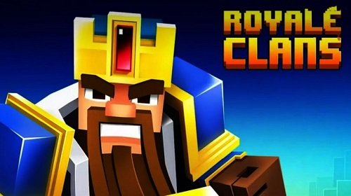 Royale Clans-Clash of Wars hacking for a lot of money v for Android