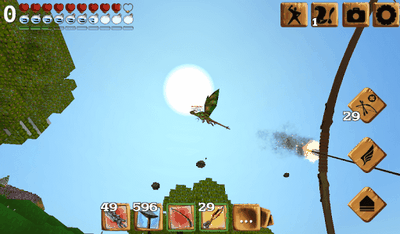 Download Block Story Premium hacked (lots of dynamites) for Android