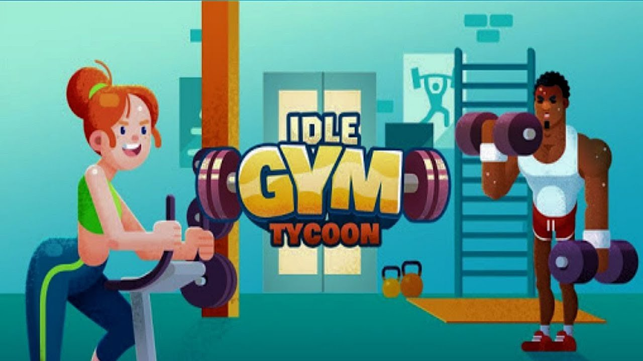 Download Idle Fitness Gym Tycoon-Workout Simulator Game hacked (Mod: lots of money) v 1