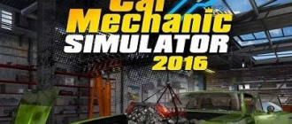 Download hacking Car Mechanic Simulator 2016 (Cheat a lot of money) v 1
