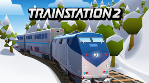 Train Station 2: strategy simulator with trains hacked (mod a lot of money)