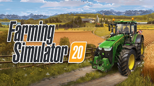 Hacking Farming Simulator 20 (mod a lot of money) download for Android