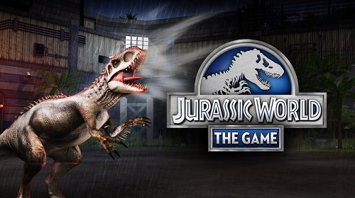 Hacked Jurassic World™: Game (mod a lot of money) v