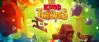 Hacked King of Thieves Mod for money and spheres v for Android download
