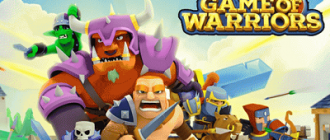 Hacked Game of Warriors (lots of money) v 1